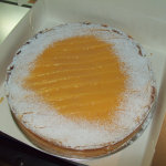 Crostata Lemon