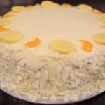Torta - Lemon Chiffon